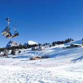 seiser alm panorama lift winter skigebiet