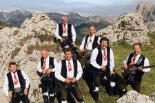Kastelruther Spatzen mit Berge 2011
