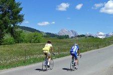 Seiser Alm Rad und Mountain bike mtb
