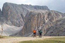 MTB Radtour Tierser Alpl