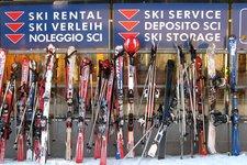 Skiverleih noleggio sci