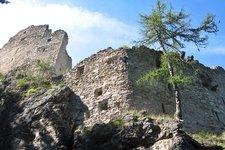 Hauenstein Burg Ruine