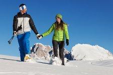 Schneeschuhwandern Seiser Alm