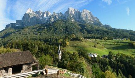 Castelrotto - Alpe di Siusi, Dolomiti (BZ)