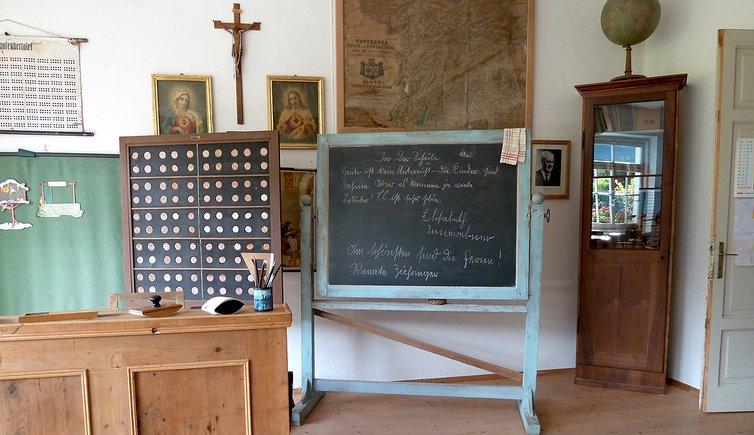Schulmuseum Tagusens, Foto: AT, © Peer