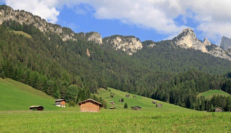 Naturparkhaus Schlern-Rosengarten, Foto: EMS, © Peer