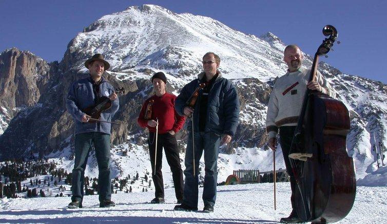 Swing on Snow, © Seiser Alm Marketing