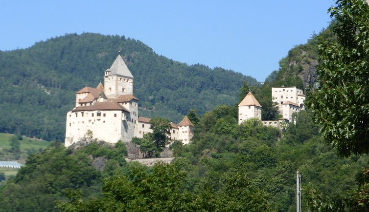 Castel Forte, Foto: AT, © Peer