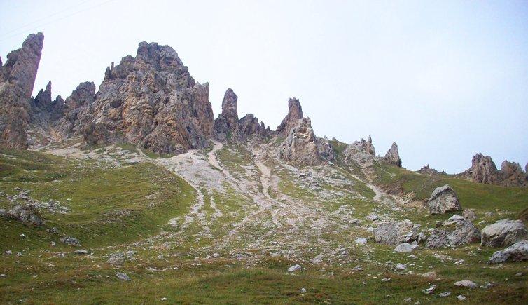 Bergtour über die Rosszähne, Foto: AT, © Peer